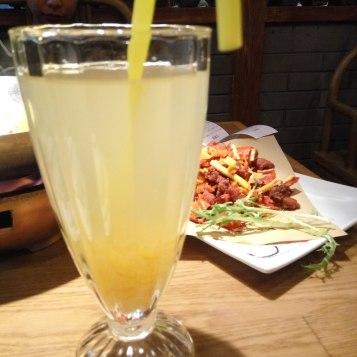 Honey Pomelo juice