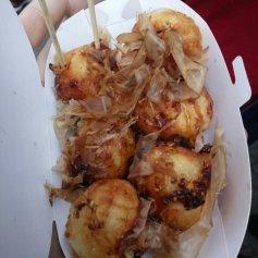 Street Food on Ping Jiang Road