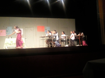 My play in 2010