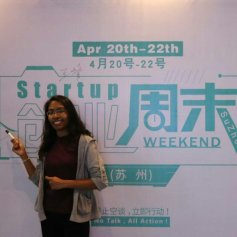 Startup weekend Suzhou, powered by Google for Entrepreneurs