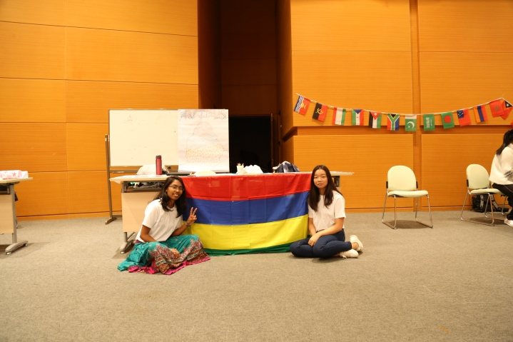 We are proud Mauritians